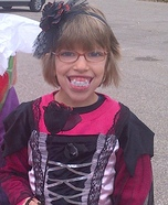 Vampire Princess Halloween Costume