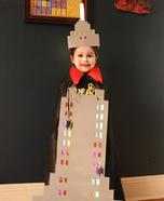 Vampire State Building Homemade Costume