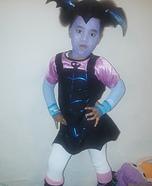 Vampirina Homemade Costume