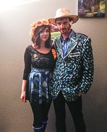 Vincent Van Gogh and His Masterpiece Costume
