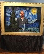 Van Gogh Mashup Homemade Costume