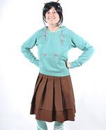 Vanellope Von Schweetz Homemade Costume