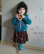 Vanellope Von Schweetz Girl's Costume
