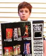 Vending Machine Homemade Costume