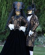 Venetian Carnivale Homemade Costume