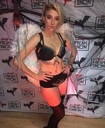 Victorias Secret Angel Homemade Costume