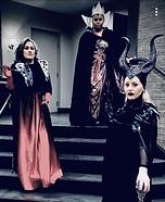 Villains Homemade Costume