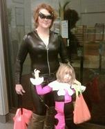 Villains of Batman Family Costume