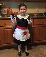 Vitameatavegamin I Love Lucy Homemade Costume