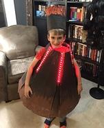Homemade Volcano Costume