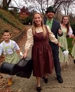 Von Trapps Family Costume