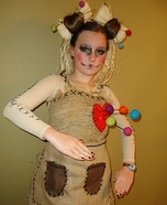 Voo Doo Doll Costume