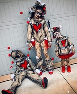 Voo Doo Dolls Homemade Costume