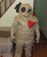 Voodoo Doll Costume DIY