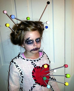 Voodoo Doll Homemade Costume
