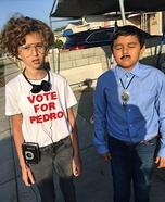 Vote for Pedro Homemade Costume