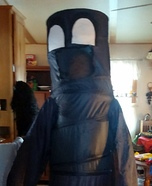 Wacky Waving Inflatable Tube Man Homemade Costume