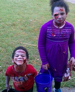 Walking Dead Children Costume