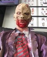 Walking Dead Walker Homemade Costume