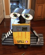 WALL-E Homemade Costume