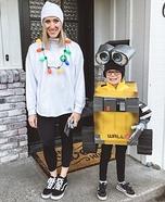 Wall-E Homemade Costume