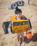WALL-E Boy Homemade Costume