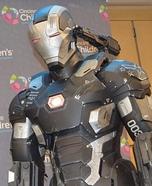 War Machine Homemade Costume