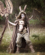 Warrior Satyr Homemade Costume