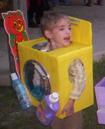 Washmachine Costume