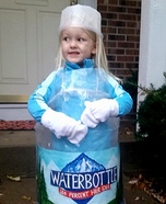 Water Bottle Homemade Costume