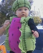 Watermelon Baby Halloween Costume