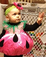 Watermelon Baby Costume