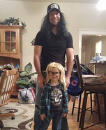Wayne and Garth Homemade Costume
