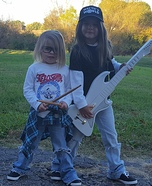 Wayne and Garth - Wayne's World Homemade Costume