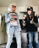 Wayne and Garth Wayne's World Homemade Costume
