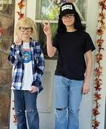 Wayne's World Halloween Costume
