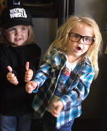 Wayne's World Child Costumes