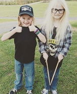 Wayne's World Costumes