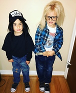 Wayne's World Homemade Costume