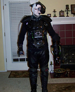 We Are The Borg Star Trek Costume