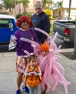 We Found Nemo! Homemade Costume