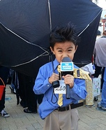 65 clever halloween costumes for kids weather man in a hurricane solutioingenieria Images