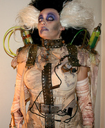 Bride of Frankenstein Halloween costume