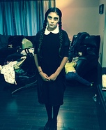 Wednesday Addams Costume for Girls