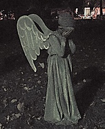 Weeping Angel Costume DIY