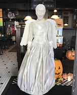 Weeping Angel Homemade Costume