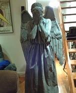 Weeping Angel Halloween Costume