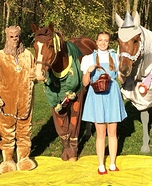 We're Off to See the Wizard Halloween Costume