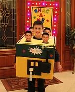Whac -A- Me Homemade Costume