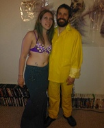 Mermaid & Fisherman Costumes
